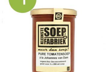 Soepwijzer Questionmark Tomatensoep soep