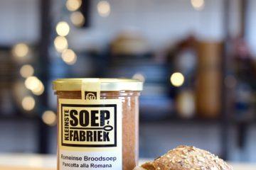 Romeinse Broodsoep Biologische Soep soepen vegetarisch veganistisch soepfabriek italiaans
